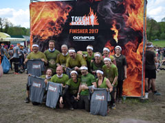 Tough Mudder Half 2017